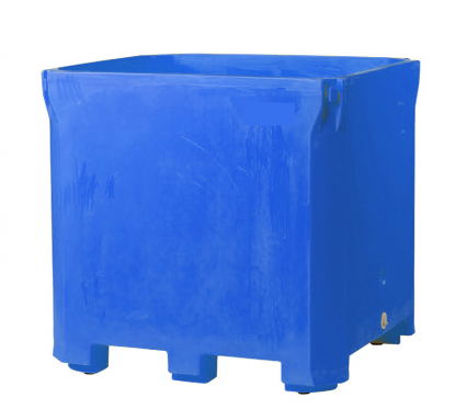 Triple-wall-bulk-container