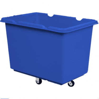 Blue-Plastic-Poly-Box-Truck