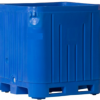 Isolated-bulk-container