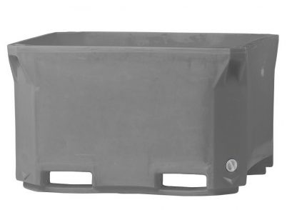 Stackable-pallet-box-gray