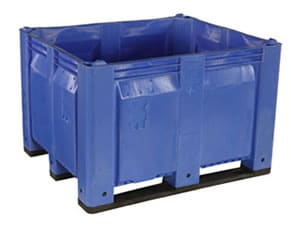 Food-grade-bulk-container-blue