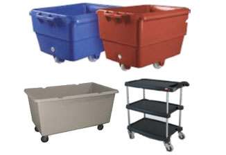 Utility and service carts
