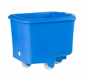 Chariot alimentaire 185 litres