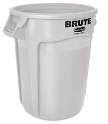 Brute Rubbermaid White containers