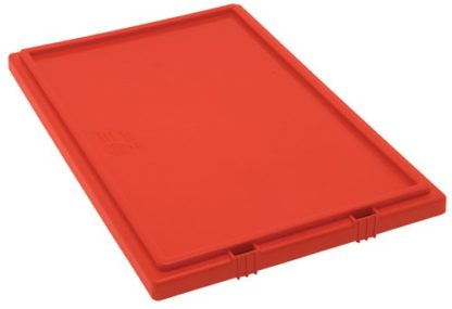 Quantum SNT snap-on lid, red