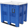 Lid for pallet boxes